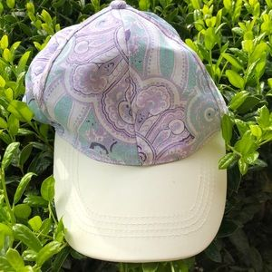 Cotton On ball cap with Velcro closure